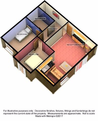 Floorplan 2 of 24 Drumadoon Square, Dundonald