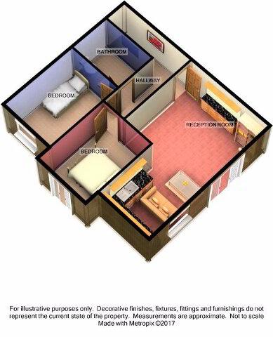 Floorplan 2 of 24 Drumadoon Square, Dundonald
