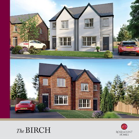 Photo 1 of The Birch (New Release), Black Quarter Meadow, Ballynahinch Road, Carryduff
