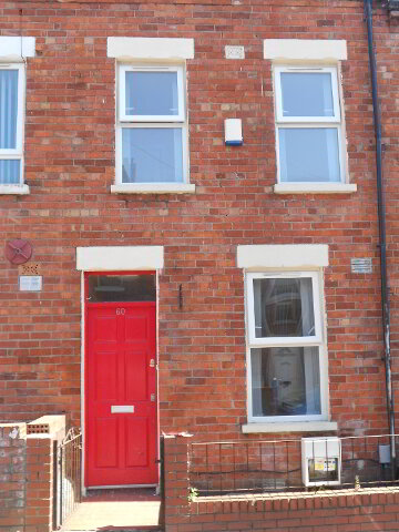 Photo 1 of Great 5 Bedroom House, 60 Jerusalem Street, Queens University Quarter, Belfast
