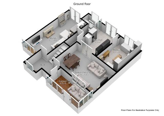 Floorplan 1 of 12 Carnagat Park, Hospital Road, Newry