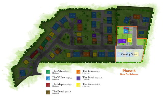 Floorplan 1 of Millbank Grove, Ballynahinch