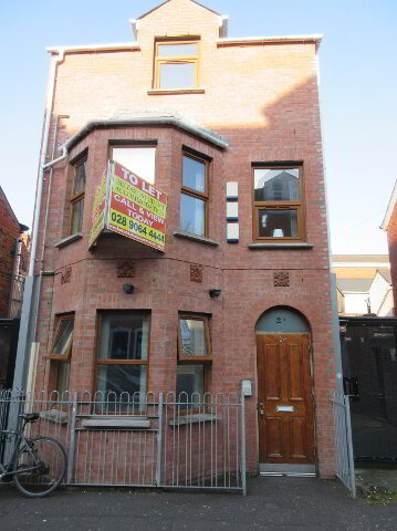 Photo 1 of Great Apartment, 2A Carmel Street, Queens Quarter, Belfast