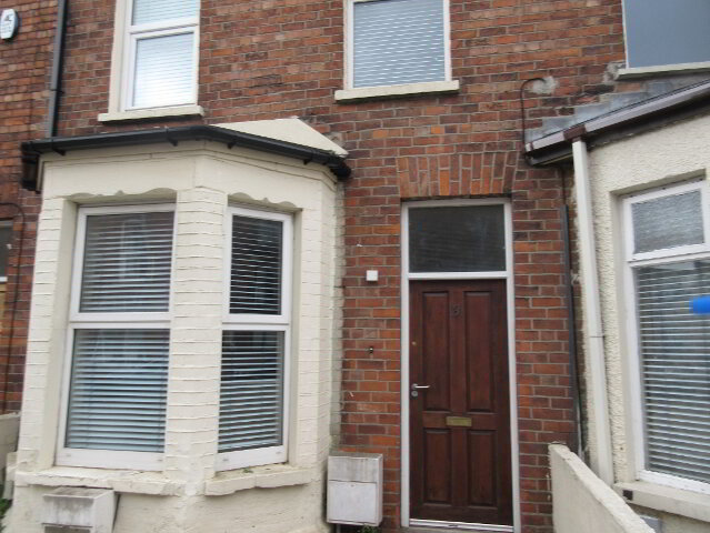 Photo 1 of All Bedrooms Upstairs, 3 Westminster Street, Botanic Area ~ Behind Que...Belfast