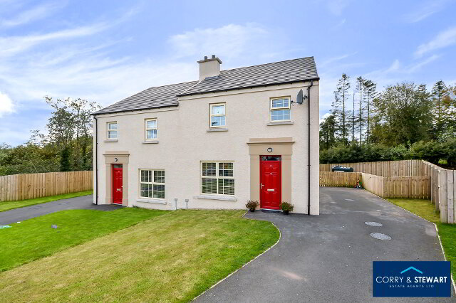 Photo 1 of 14 Church View, Eskra, Omagh