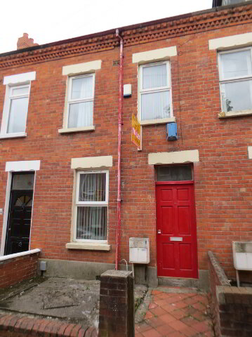 Photo 1 of All Bedrooms Upstairs, 26 Agincourt Street, Queens Quarter!, Belfast