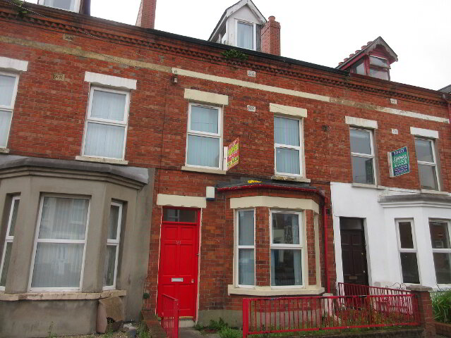 Photo 1 of 4 Bedroom House, 90 Agincourt Avenue, University Quarter, Belfast