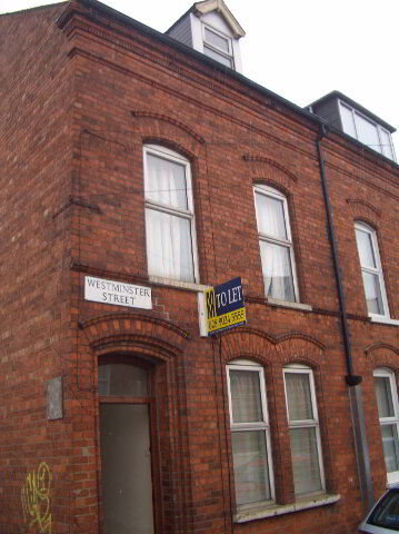 Photo 1 of 4 Westminster Street, Botanic Area ~ Behind Queens, Belfast