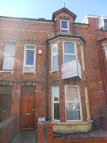 Photo 1 of Student 7 Bedroom House, 120 Fitzroy Avenue, Queens University Quarter, Belfast