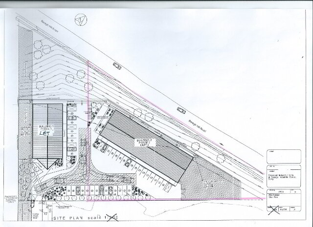 Photo 1 of Site With Options At, Skeoge Industrial Estate, Derry