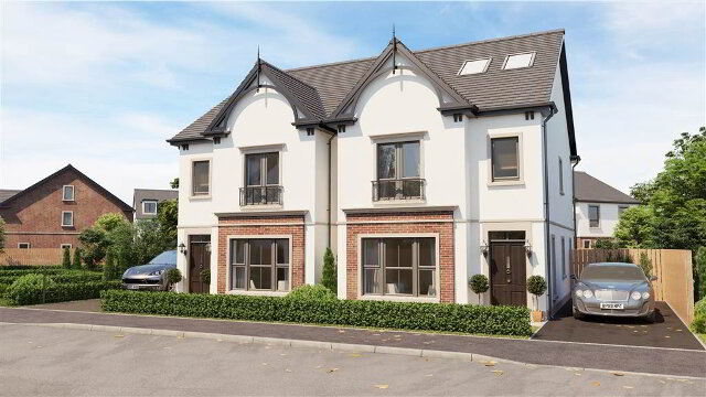 Photo 1 of The Cedar, House Type M, Castlehill Wood, Belfast