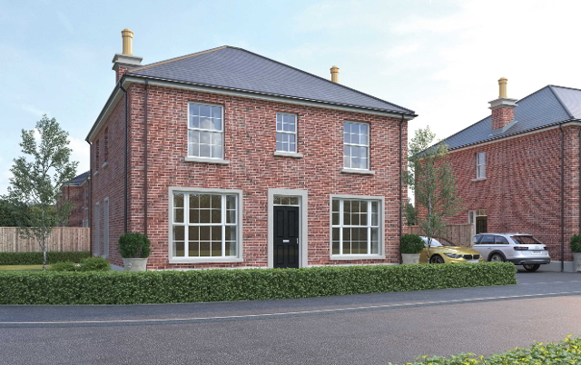 Photo 1 of House Type 2, Drum Meadow, Long Lane, Portadown