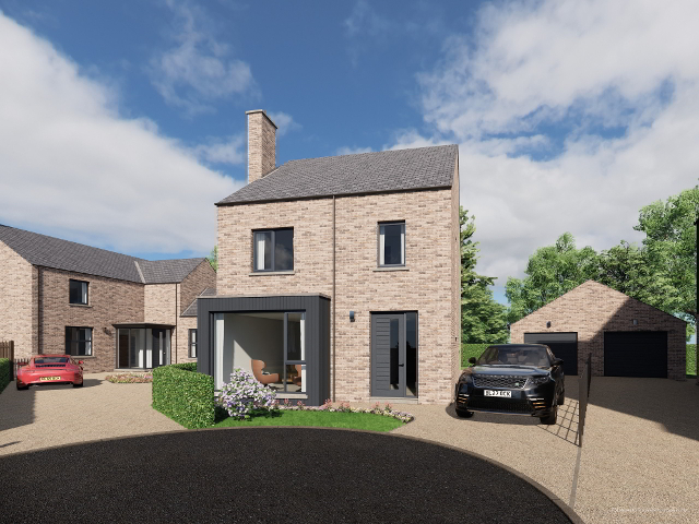 Photo 1 of The Armstrong, Dunadry Gate Smart Homes, Dunadry Road, Dunadry