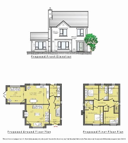 Floorplan 1 of Rivergrove, Clady, Portglenone