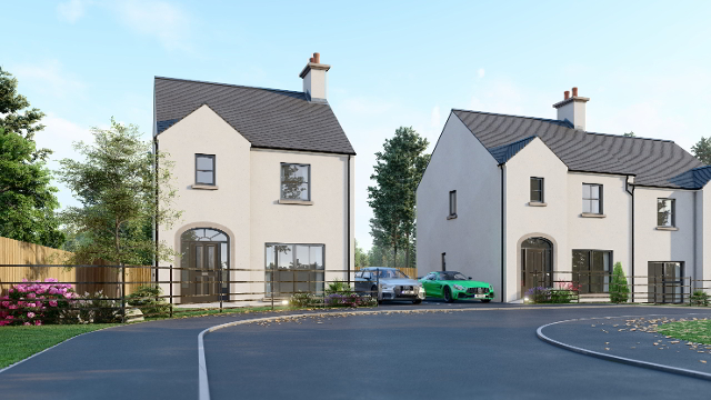 Photo 1 of Hta1, New Homes At Broomhill, Portadown