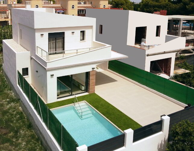 Photo 1 of Villa Marvori - Heredades, Costa Blanca, Alicante