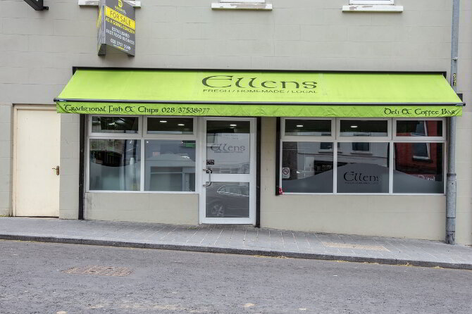 Photo 1 of Ellen's, Market Street, Keady