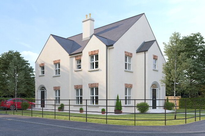 Photo 1 of The Leslie, Castle Glen, Ranfurly Road, Dungannon