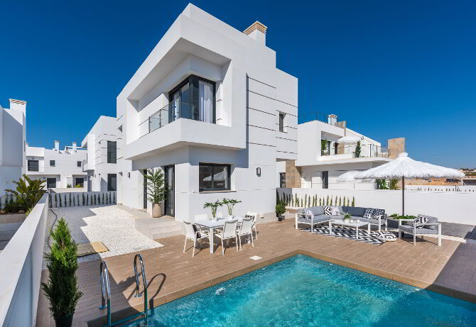 Photo 1 of Villa Ivory, Costa Blanca South, Rojales