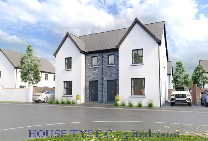 Photo 1 of House Type C, Blackwater View, Maghery, Portadown