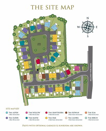 Floorplan 1 of Killuney Gardens, Armagh