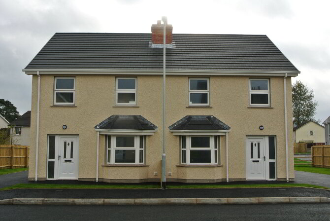Photo 1 of 3 Bedroom Semi Detached (Type J), Moor Park, Moor Road, Coalisland