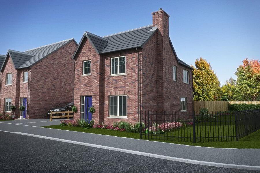Photo 1 of House Type E, Hawthorn Hall, Stoneyford Road, Lisburn