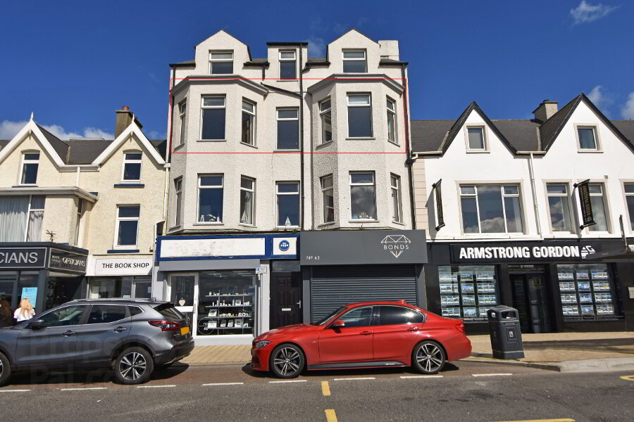 Photo 1 of Apartment 3, 62 The Promenade (Holiday Let 2021), Portstewart