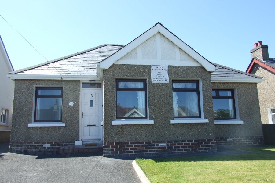 Photo 1 of 72 Coleraine Road (Student Let 2020), Portstewart
