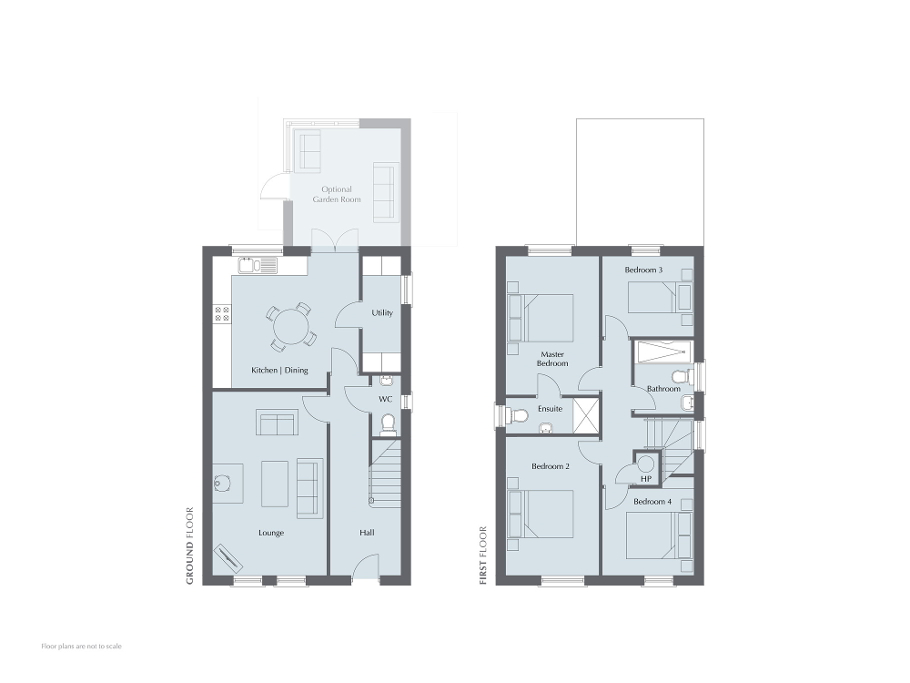 Floorplan 1 of The Alexander, Hansons Hall, Templepatrick Road, Ballyclare, Newtownabbey