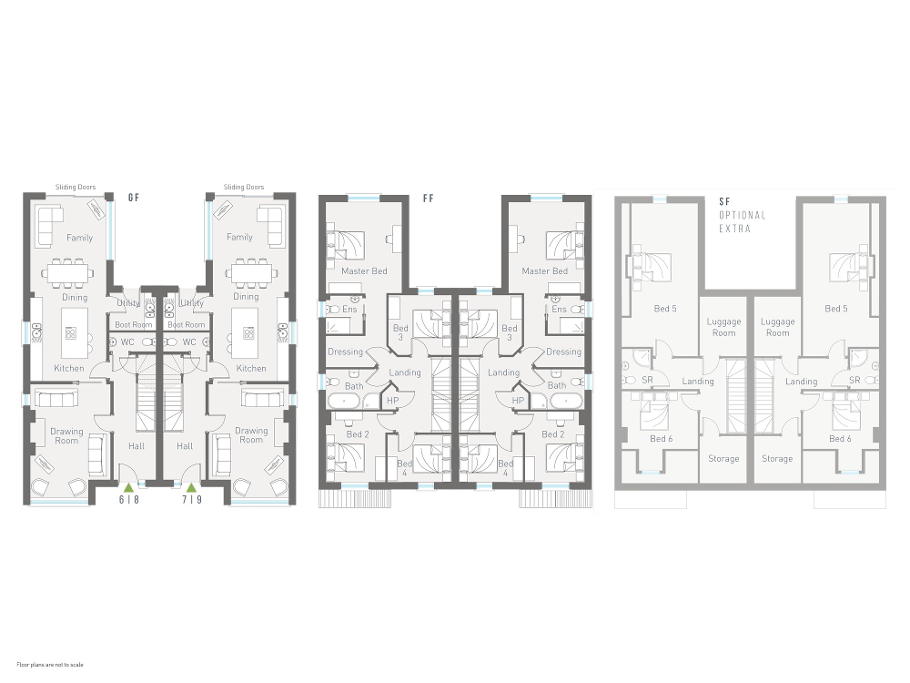 Floorplan 1 of The Rankin, Dunadry Gate Smart Homes, Dunadry Road, Dunadry