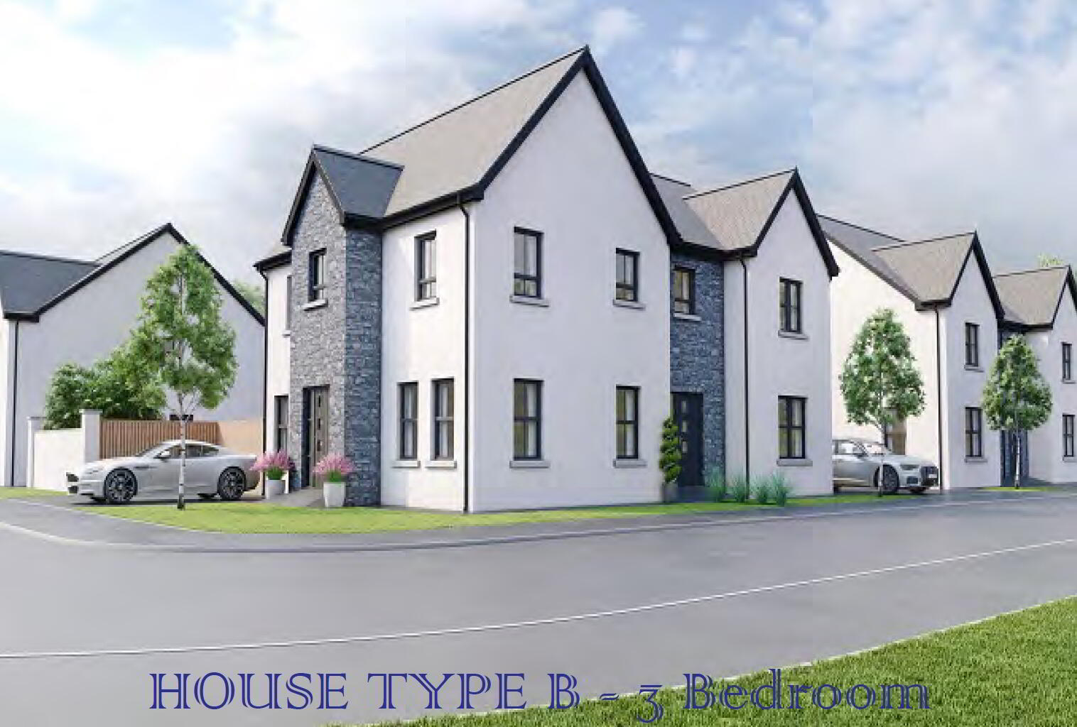 Photo 1 of House Type B1, Blackwater View, Maghery, Portadown