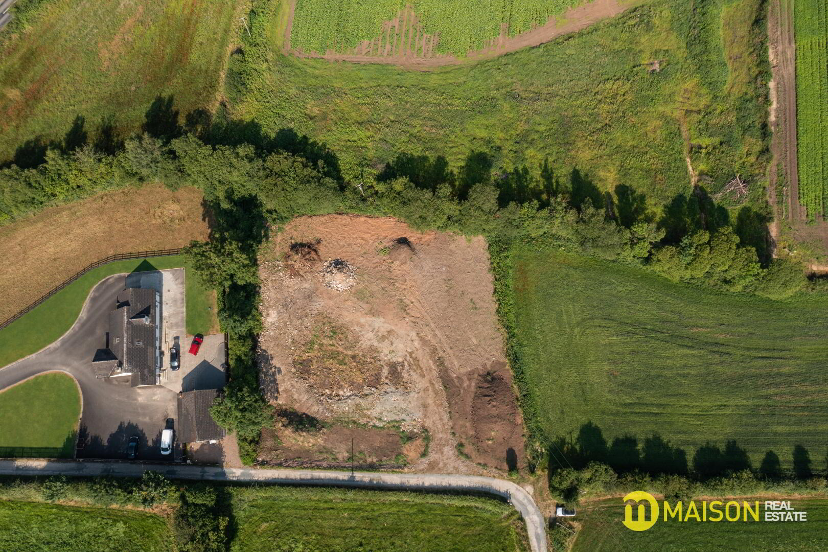 Photo 1 of 1 Acre Site, 120M West Of 44 Gortagammon Road, Tullyhogue, Cookstown