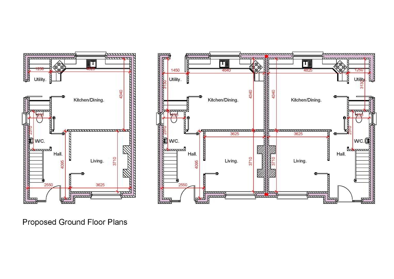 Floorplan 1 of Townhouse, Crewroe Avenue, Armagh