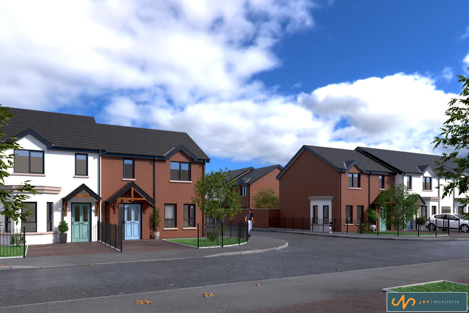 Photo 1 of Semi-Detached (48 Units), First And Third Avenue, North Howard Street, Belfast