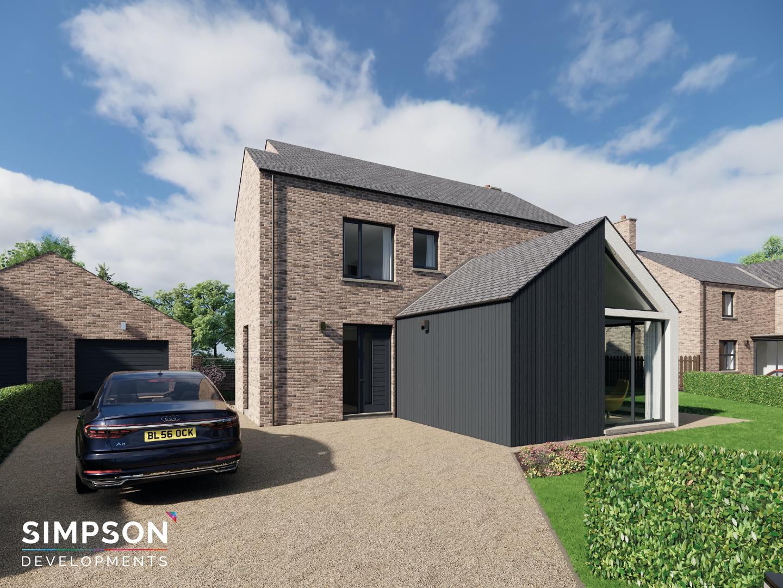 Photo 1 of The Norton, Dunadry Gate Smart Homes, Dunadry Road, Dunadry