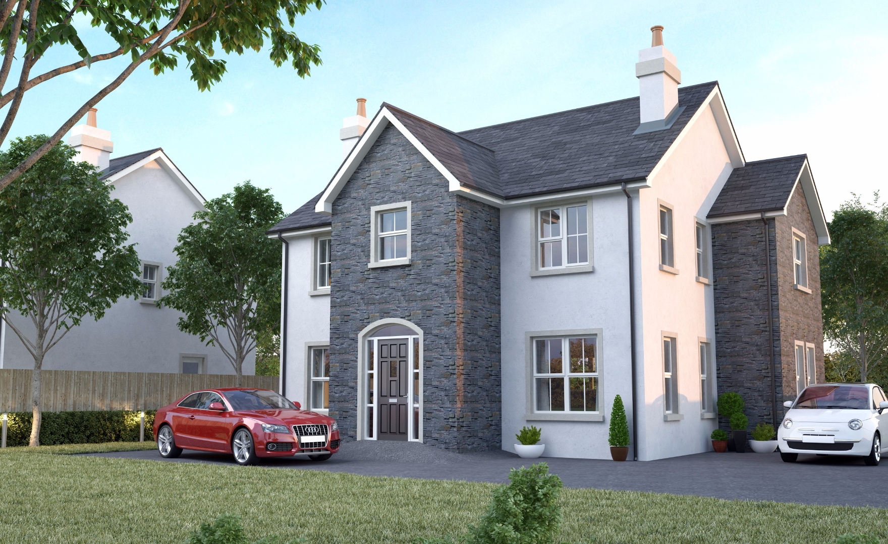 Photo 1 of Detached, Roxborough Manor, Currans Brae, Moy