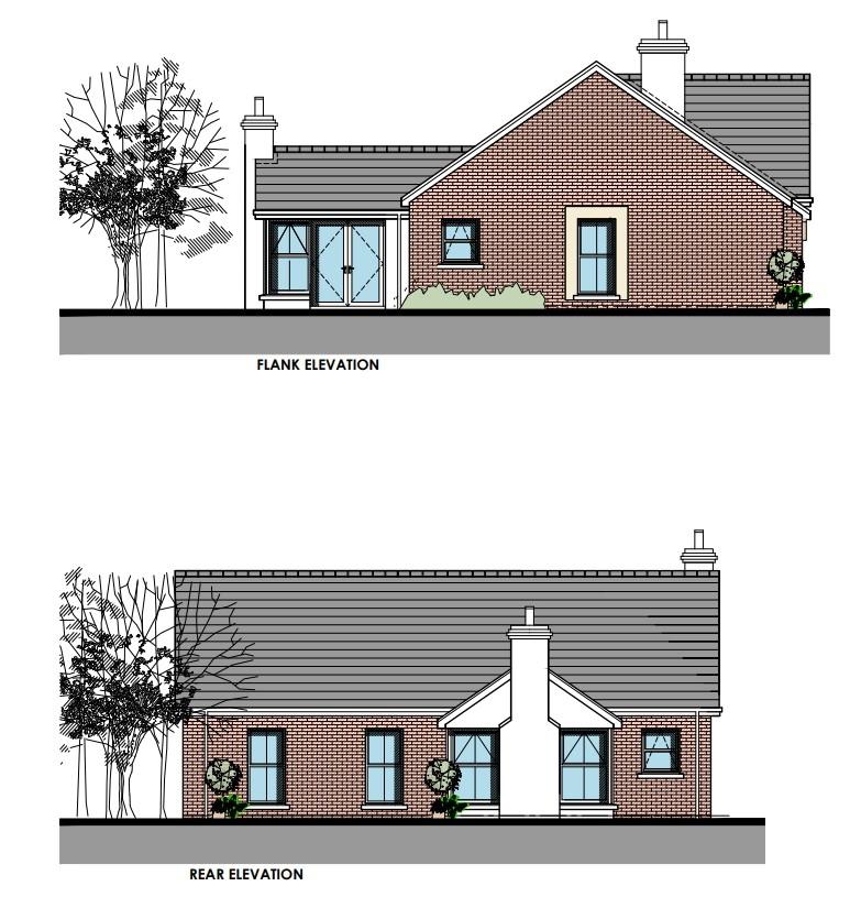 Photo 1 of House Type B3, Calvert Gate, Calvertstown Road, Bleary