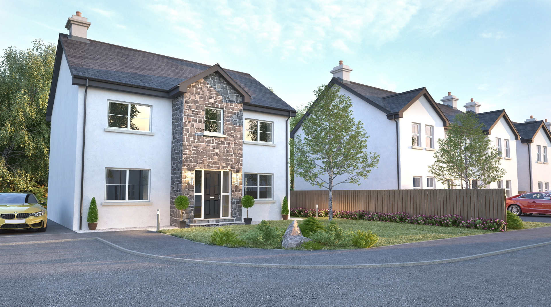 Photo 1 of Detached 1, Roxborough Manor, Currans Brae, Moy