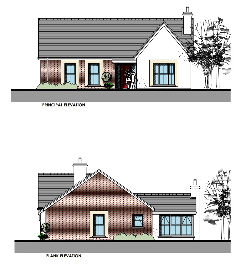 Photo 1 of House Type B, Calvert Gate, Calvertstown Road, Bleary