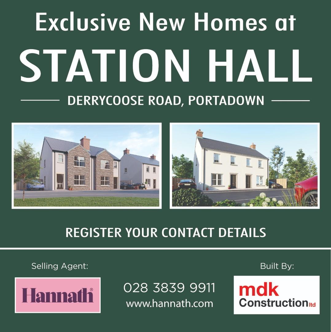 Photo 1 of Station Hall, Portadown