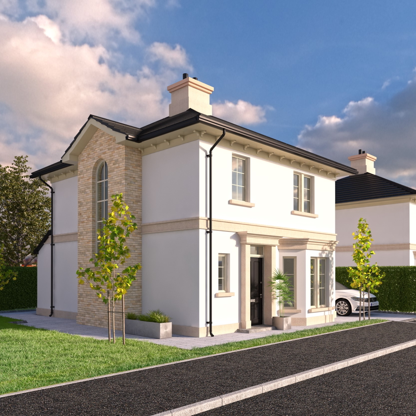 Photo 1 of House Type D, Bluebell Glade, Leambreslin, Lisbellaw