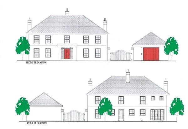 Floorplan 1 of 112 Loughshore Road, Silverhill, Enniskillen