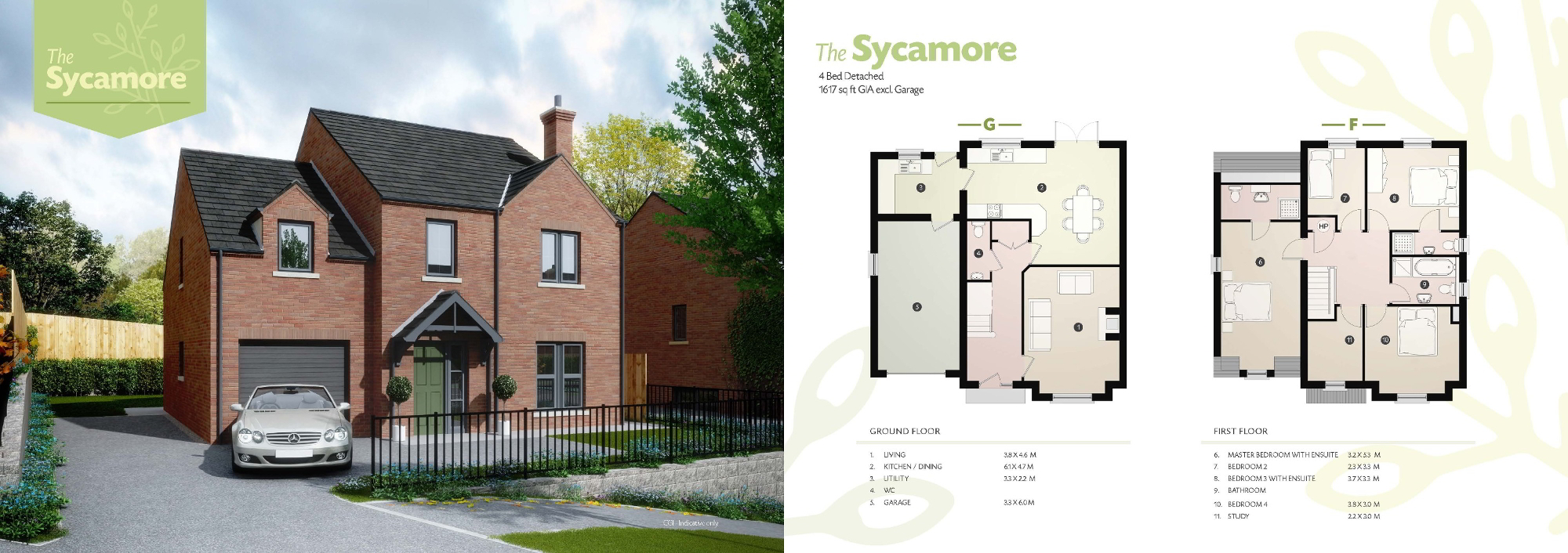 Photo 1 of Type A- The Sycamore, Drumgarrow Avenue, Coa Road, Enniskillen
