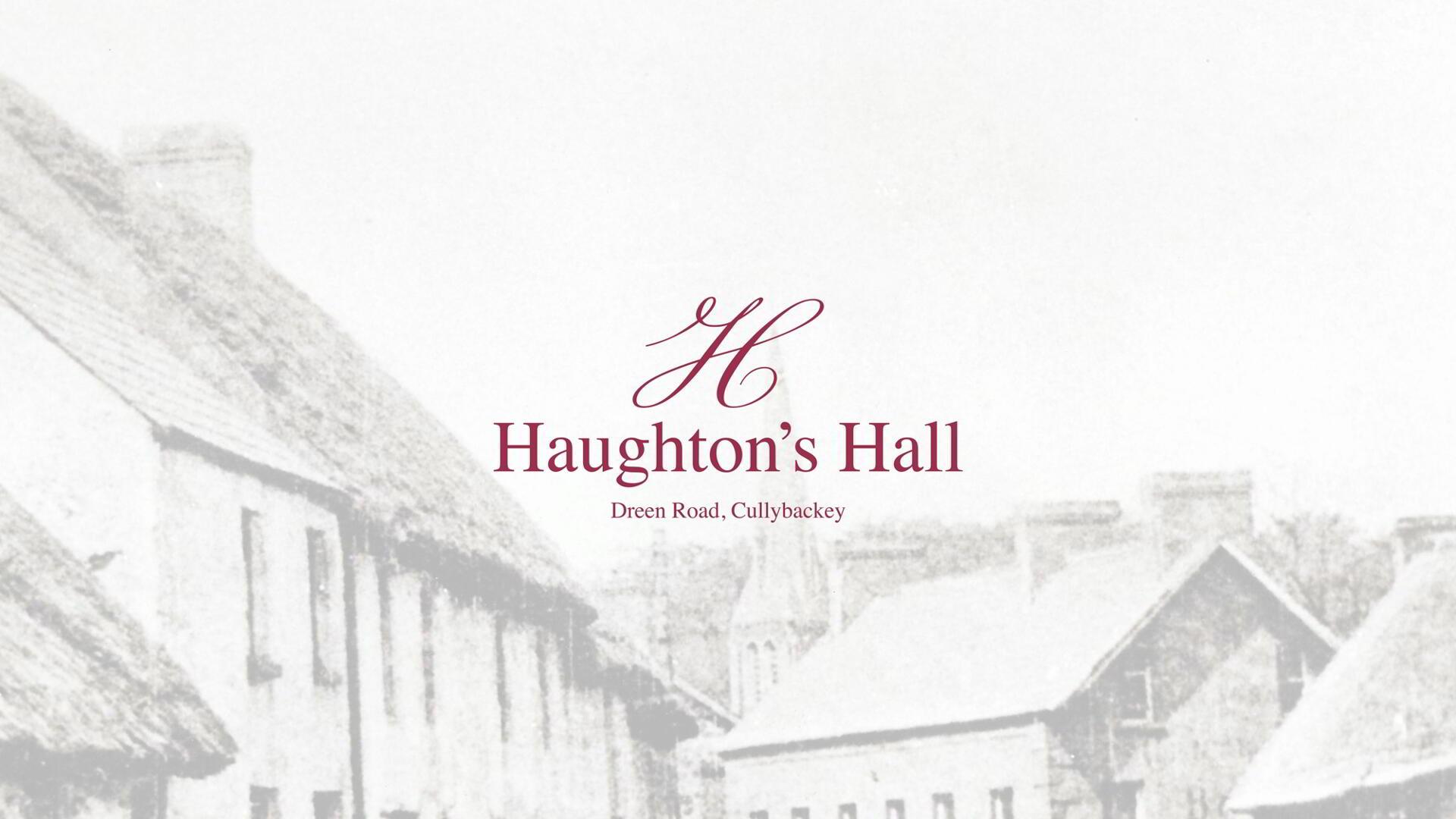 Haughtons Hall, Cullybackey, Ballymena