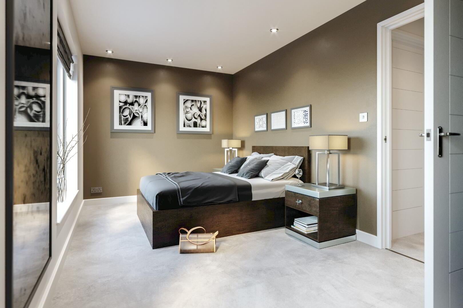 3 Bedroom Apartment Belfast City Centre, Belfast :: CPS ...