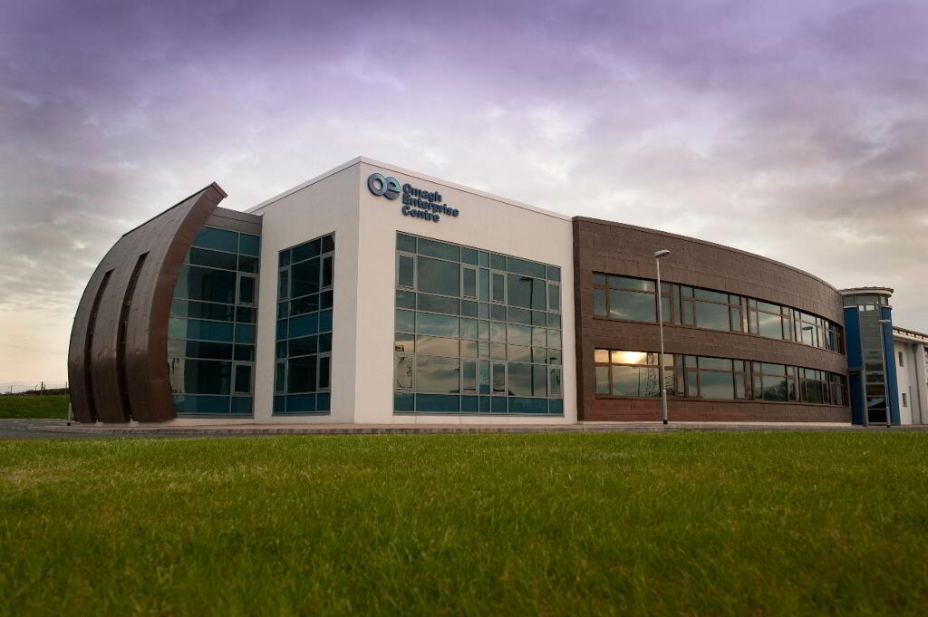 Office Workspaces @ Omagh Enterprise Centre, (Gortrush Industrial Estate...Omagh