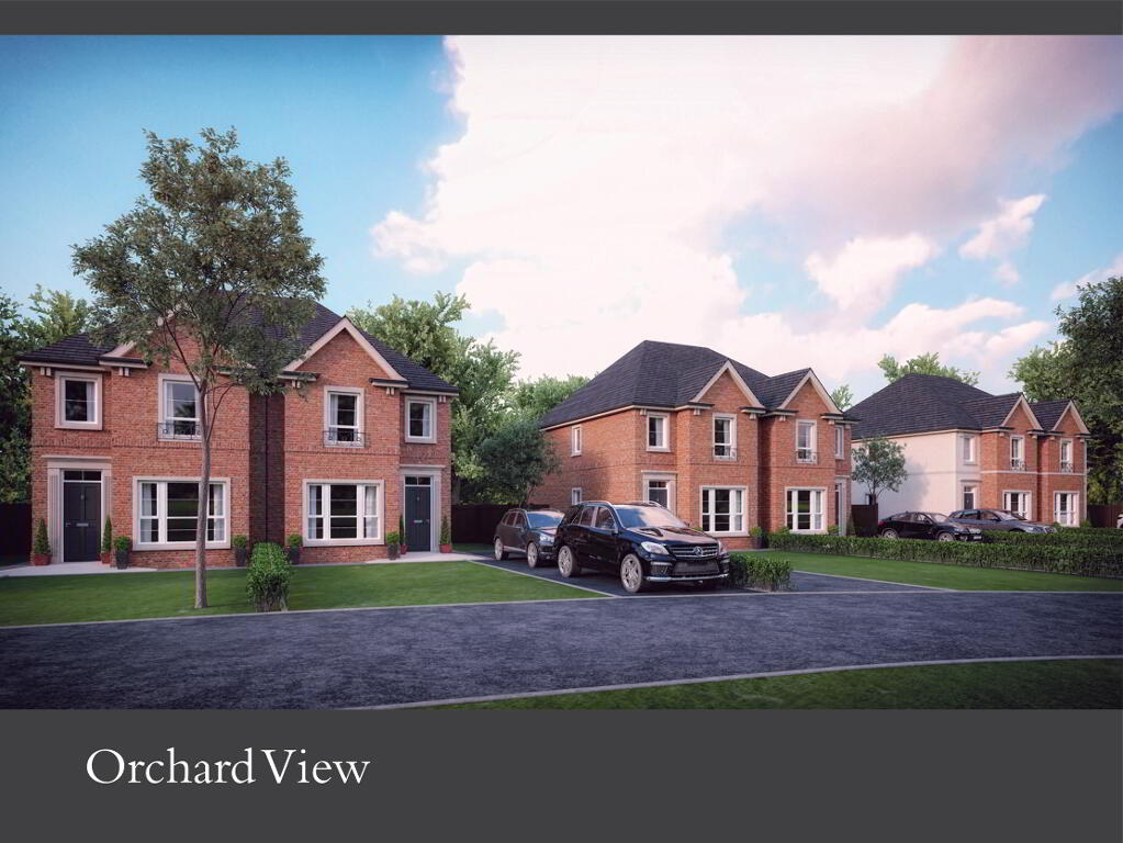 Photo 12 of The Peston (Render/Brick Bay), Orchard View At Baltylum Meadows, Lou...Portadown
