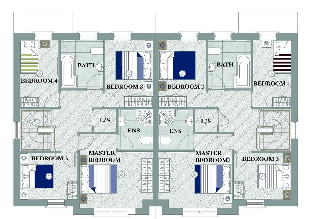 Floorplan 3 of Hollypark, Deanery Demesne, Portadown Road, Armagh