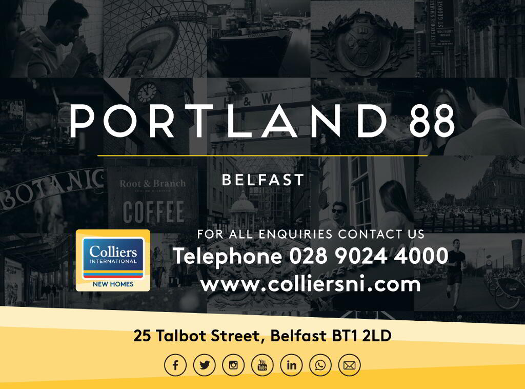 Photo 9 of G05, Portland 88, Belfast City Centre, Belfast